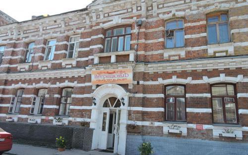Гостиница ИнтернационалЪ в Нижнем Новгороде