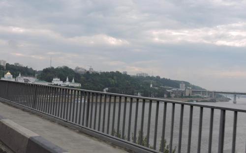 Канавинский мост через Оку в Нижнем Новгороде