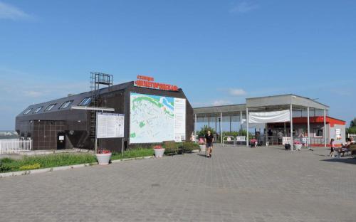 Станция Нижегородская Нижегородской канатной дороги