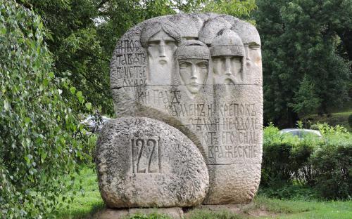 «Былинный камень» - памятник первым нижегородцам