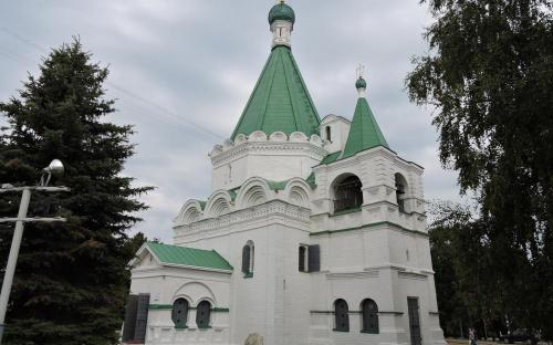 Михайло-Архангельский собор в Нижегородском Кремле