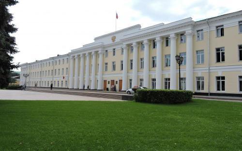 Здание Законодательного собрания Нижегородской области в кремле