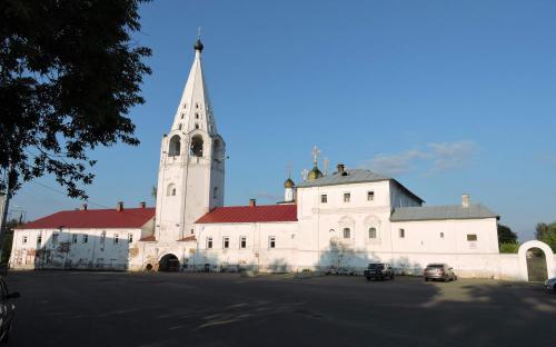 Сретенский женский монастырь в г. Гороховец