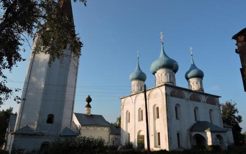 Благовещенский собор в г. Гороховец