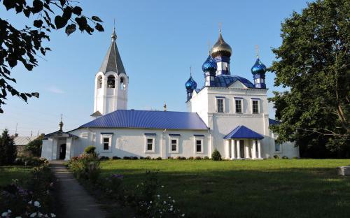 Церковь Казанской иконы Божьей Матери в г. Гороховец