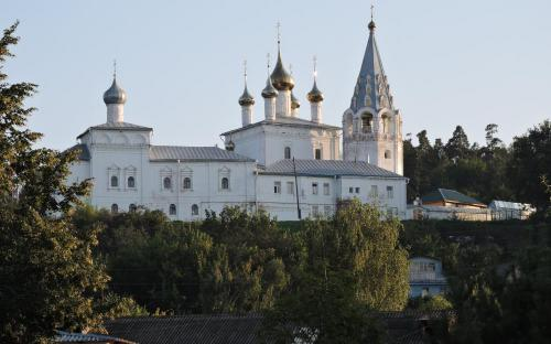 Свято-Троицкий Никольский мужской монастырь в г. Гороховец