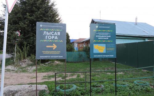 Лысая гора г. Гороховец