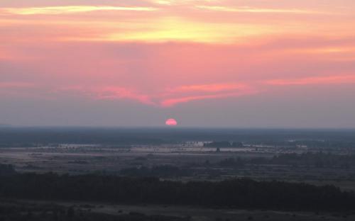 Закат на Лысой горе г. Гороховец