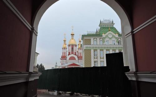 Казанский Богородичный мужской монастырь в Тамбове